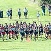 F. Brian Ferguson/Register-Herald The boys take off at the start of the Chic-fil-a invitational on Saturday morning in Beckley.