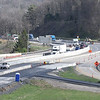 Vehicles driving 1-77 near exit 44<br /> (Rick Barbero/The Register-Herald)