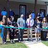 The Beckley Raleigh County Chamber of Commerce held a ribbon-cutting at the Ward Law Office PLLC on April 5, 2021. Chamber members and the community were invited to visit their new location at 228 North Fayette Street, Beckley for an open house. Gavin Ward founded the law practice in 2016 and began working from an office suite in the United Bank Building for several years before moving to the new location. Gavin and attorney Josh Miller praised the office staff who have helped to grow the practice. They also expressed their appreciation of local banks, real estate agents and clients who use their services. The Ward Law Office PLLC specializes in legal services pertaining to real estate, personal injury, and estate planning.  Josh Miller, third from left, and Garvin Ward, fourth from left, cut the ribbon.<br /> (Submitted Photo by Joe Guffy/Raleigh County Chamber of Commerce)