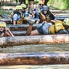 Girl Scouts from around the country converged on Ace Adventure Resort on Monday for a week of outdoor activities. F. Brin Ferguson/Register-Herald