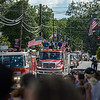 F. Brian Ferguson/Register-Herald The Streets of Fayetteville were packed for Saturday's Fayetteville July 4th Parade.