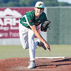 Louis Lipthratt on the mound for the WV Miners.<br /> Tina Laney/for The Register-Herald