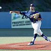 Brett Erwin on the mound for the Lafayette Aviators against WV Miners.<br /> Tina Laney/for The Register-Herald