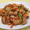 Chicken Stir Fry.<br /> (Rick Barbero/The Register-Herald)
