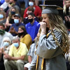 Wyoming East valedictorian Chloe Cook.<br /> Jim Cook for the Register-Herald