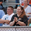Fans react during Thursday's football game of Summer's County vs Pikeview at Summer's County High School in Hinton. Jenny Harnish/The Register-Herald