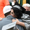 Wyoming East graduation ceremony.<br /> Jim Cook for the Register-Herald