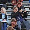 A Nicholas County fan takes a picture from the stands during the game against Wyoming East in Summersville Friday. Jenny Harnish/The Register-Herald