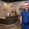 Dr. Greg Harvey, owner of Harvey Aesthetics & Wellness.<br /> (Rick Barbero/The Register-Herald)