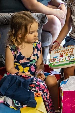 Fiona's 3rd Birthday!!