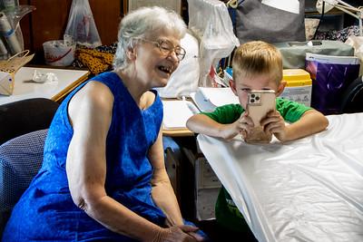 Great Grandma!