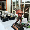 The awards table for the  BNI Memorial Tournament on Monday at Glade Springs. Chris Tilley/The Register-Herald