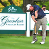 J.B. Holmes tees off from the 9th hole during second round of The Greenbrier Classic. Chris Tilley/The Register-Herald
