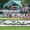 18th hole during the third round of The Greenbrier Classic.<br /> Rick Barbero/The Register-Herald