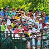 The Stands on the 12th hole of the Greenbrier on Saturday during the third round of the Greenbrier Classic. Chris Tilley/The Register-Herald