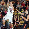 F. BRIAN FERGUSON/THE REGISTER-HERALD=Summers County took on  Liberty during Thursday evening action in Glen Daniels.