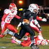 F. BRIAN FERGUSON/THE REGISTER-HERALD=Woodrow Wilson took on Parkersburg during Friday evening action in Beckley.