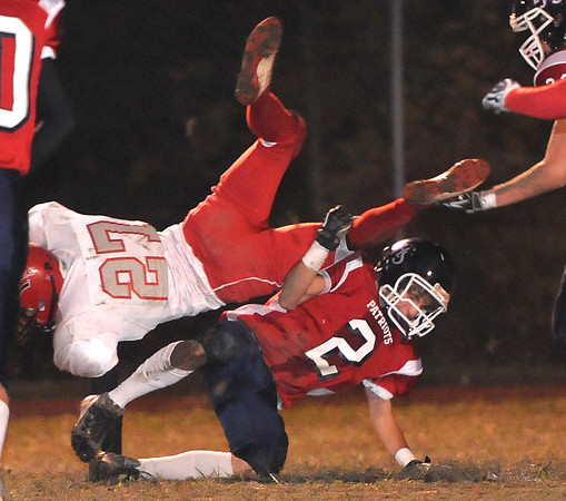 Independence vs Liberty Raiders at Independence High School<br /> Rick Barbero/The Register-Herald