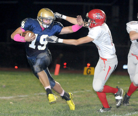 Shady Spring vs Liberty October 26th at Shady Spring High School. Chris Tilley /The Register-Herald