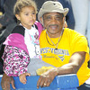 F. BRIAN FERGUSON/THE REGISTER-HERALD=Valley fans , young and old take in the game against Midland Trail during Friday evening action in Montgomery.