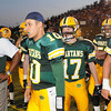 Greenbrier East vs Shady Spring Friday night in Fairlea.<br /> Rick Barbero/The Register-Herald