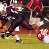 Woodrow Wilson vs Hurricane Friday September 7th at Woodrow Wilson  High School Chris Tilley /The Register-Herald