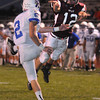 Woodrow Wilson vs Ripley Friday night at Van Meter Stadium in Beckley<br /> Rick Barbero/The Register-Herald