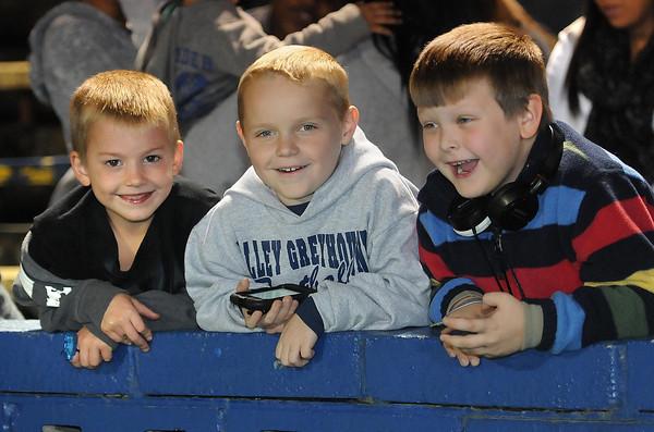 Valley vs Richwood Friday night in Montgomery.<br /> Rick Barbero/The Register-Herald
