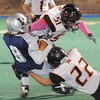 Valley vs Richwood Friday night in Montgomery.<br /> Rick Barbero/The Register-Herald