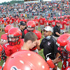 Liberty Raiders vs Sissonville Friday, August 31 at Liberty High School<br /> Rick Barbero/The Register-Herald