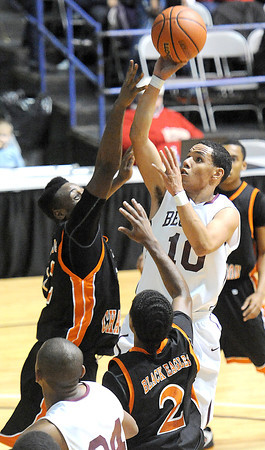 Woodrow Wilson vs South Charleston Tuesday january 8th at the Beckley Convention Center Chris Tilley /The Register-Herald