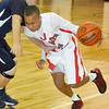 Greater Beckley Christian vs Man Friday January 18th At Greater Beckley. Photo by Chris Tilley