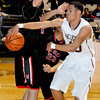 Woodrow Wilson vs Nito Tuesday January 15th at the Beckley Convention Center. Photo by Chris Tilley