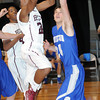 F. BRIAN FERGUSON/THE REGISTER-HERALD=Woodrow Wilson hosted Princeton during Thursday evening action in Beckley.