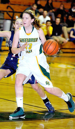 Greenbrier East vs Washington at Greenbrier East High School Saturday  January 12th. Photo by Chris Tilley