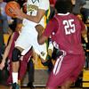 Greenbrier East during the Championship game of the Spartan Invitational at Greenbrier East High School Saturday. Photo by Chris Tilley