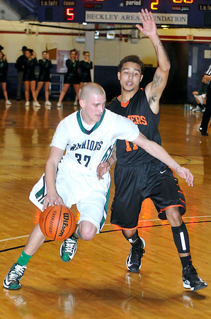Wyoming East School vs Summers County  High School at the Beckley Convention Center. Photo by Chris Tilley