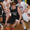 Greater Beckley Christian School vs Tug Valley.<br /> Rick Barbero/The Register-Herald