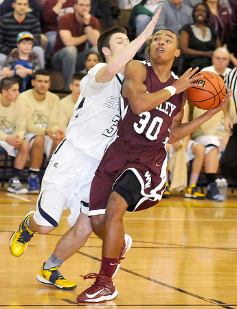 Shady Spring vs Woodrow Wilson High School at Shady Spring High Monday  January 28th. Photo By Chris Tilley