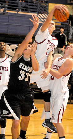Bluefield vs Westside Monday during The Big Atlantic Classic at the Beckley Convention Center. Photo by Chris Tilley