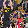Shady Spring Middle vs Collins during the Big Atlantic Classic Tuesday at the Beckley Convention Center. Photo By Chris Tilley