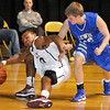 Woodrow Wilsons vs Lewis County Friday night during The Big Atlantic Classic at the Beckley Convention Center. Photo by Chris Tilley