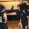 Big Atlantic Classic game between Park Middle and Shady Spring Middle schools at the Beckley-Raleigh County Convention Center.<br /> Rick Barbero/The Register-Herald