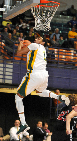Greenbrier East vs Point Pleasant during The Big Atlantic Classic at the Beckley Convention Center. Photo by Chris Tilley