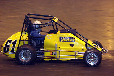 Sprints, Midgets and Silver Crowns