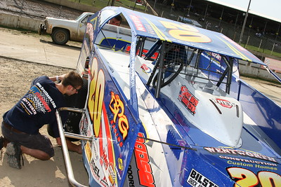 Center Steer Modifieds