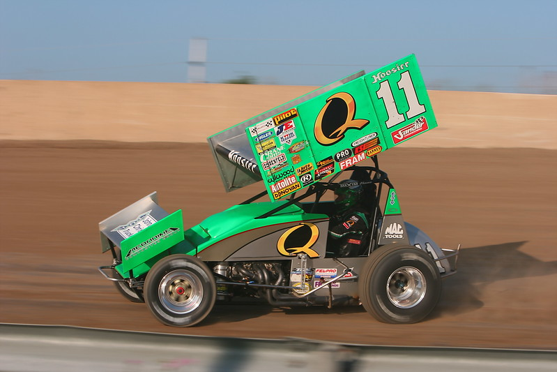 Winged Dirt Sprints