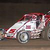 RACING, USAC, SPRINT, SPRINT, NON-WING, DIRT, TRACK, LAWRENCBURG5, BRISCOE, KEVIN, 98, LARRY, BECK