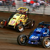 RACING, USAC, SPRINT, SPRINT, NON-WING, DIRT, TRACK, LAWRENCBURG29, 3, DEREK, FRANKS, KYLE, NICHOLS