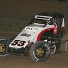 Sprint car hotshoe Jon Stanbrough